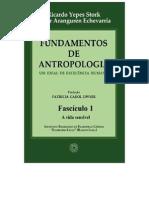 Fundamentos de Antropologia Fasc Culo 1 a Vida Sen