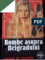 Gerard de Villiers - Bombe Asupra Belgradului