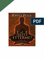 Popper Peter Mi Az Elet Etterme Etel Es Eletreceptek