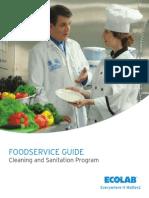 Food Service Guide April 2013