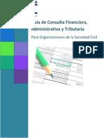 Guia de Consulta Financiera , Administrativa y Tributaria Para OSC-2