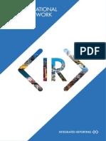 13 12 08 the International Ir Framework 2 1