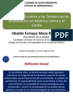 Ubaldo Enrique Meza Ricardo