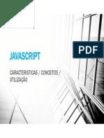 JAVASCRIPT - Introdução_Variáveis_TiposDeDados