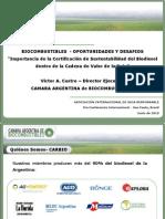 Castro, V. (2010) - Importancia de La Certificación de Sustentabilidad Del Biodiesel Dentro de La Cadena de Valor de La Sojasoja