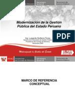 GestionPublicaModernizacionEstado