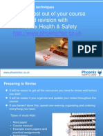 Phoenixhsc NEBOSH Revision Guide