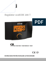 Regulator Ecokom 200t