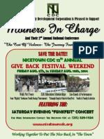 Give Back Festival - Nicetown