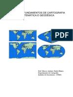 Cartografia-Matemática-Geodesica