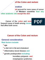 Cancer of the Colon and rectum