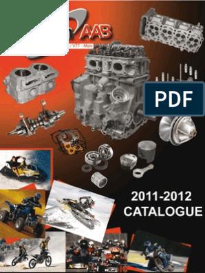 1994-2000 Polaris Sport 400 .020 Piston Kit