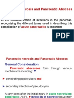 Pancreatic Abscess