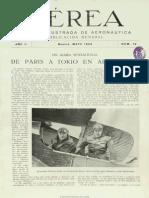 Aérea (Madrid). 1924-05, n.º 12 Extracto