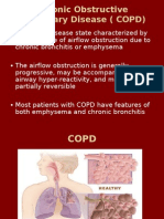 Respiration 9 COPD