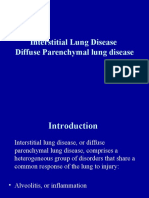 Respiration 12 Interstitial lung diseases