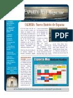 ESPARZA MÍA Magazine, Vol. 02
