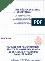 Malpraxis Medica Obstetrica