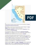 El Mar Peruano