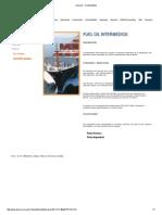 Fuel Oil Intermedios Combustibles