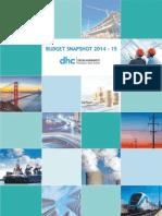 Budget Snapshot 2014-15