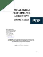 SSPA Manual Traducido