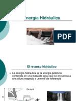 Energía Hidraúlica