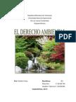 Derecho Ambiental en Venezuela Trabajo Del Prof Rodolfo