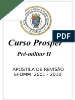 139705508 Apostila de Provas DA EFOMM 1