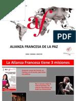 Alianza Francesa de La Paz Univ