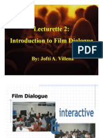 Introduction to Film Dialoguel