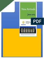 New Arrivals_June 2014