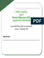 NFP121 Cours 04 Programmation Evenementielle