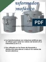 Transformadores Diapositivas Logroño