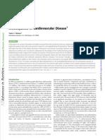 Anthocyanins in Cardiovascular Disease