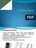 Introduce IC