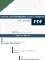 ProvisõesPassivosAtivosContingentes
