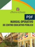 Manual Operativo de Centro 13-08-2013