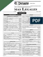Ley 28697 Ley Que Modifica El Código Procesal Penal 173 y 321