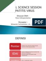 CSS - Hepatitis Pada Anak