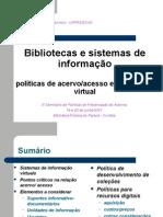 15828341 Bibliotecas e Sistemas de Informacao Politicas de Acervo Acesso Em Ambiente Virtual