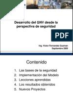 Victor Fernandez Guzman Desarrollo Del GNV Desde La Perspectiva de Seguridad