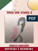 Sex So Fast - Nueva Edición Revisada y Mejorada