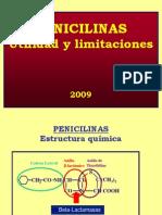 Penicilinas. Utilidad y Limitaciones