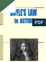 Boyles Law Presentation