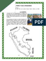 El Perú y Sus 4 Regiones