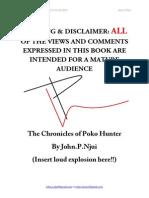 The Chronicles of P.hunter by John.P.njui