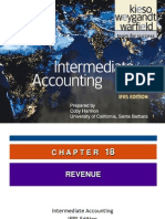 Intermediate Accounting IFRS Edition Chapter 18 Revenue