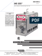 Máquina de Soldar SAE-300 _ Manual Del Operador _ IMS10088-A _ Julio 2012 _ LINCOLN ELECTRIC