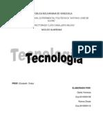 Tecnoogia Trabajo de Investigacion